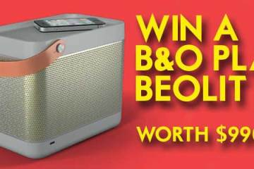 Win a B&O Play Beolit 12