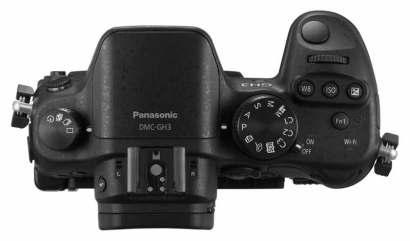 Panasonic-GH3-top