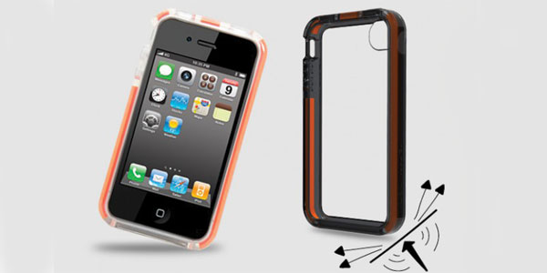 Tech21 case on iPhone