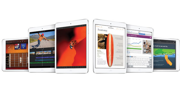 Apple 2013 iPad range