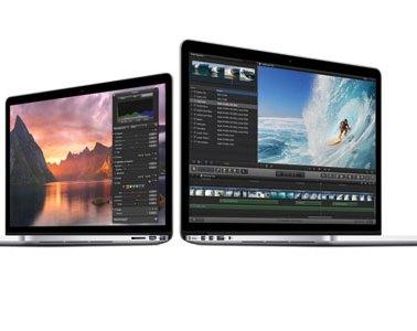 Apple MacBook Pro 2013 update