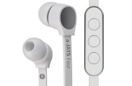 a-JAYS Four earphones white