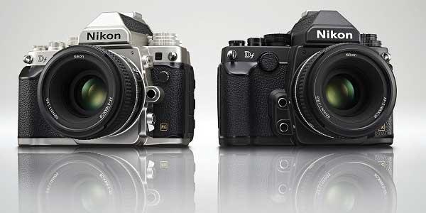 Nikon Df DSLR camera in Australia for Xmas