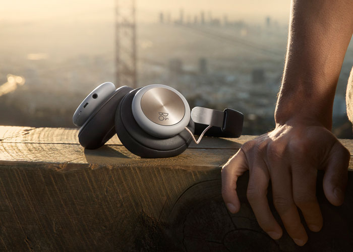 Bang & Olufsen Play H4 wireless headphones San Fran