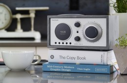 Tivoli Audio Model One+ Grey lifestyle