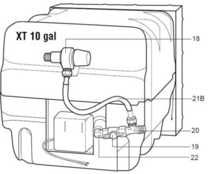 Atwood GE16-EXT (GE16EXT)