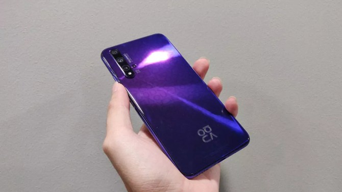 Huawei nova 5T, the exclusive mobile phone for young people (1)