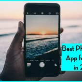 Best Photography App for iPhone in 2020