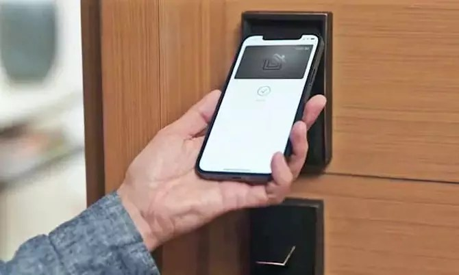 Apple Home Keys Can Unlock Your House Door with Your iPhone