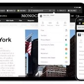 Apple fetches Safari web extensions to the iPad and iPhone: