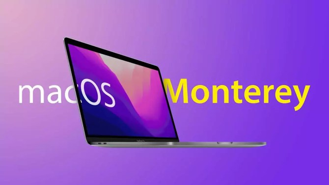 Monterey is the upcoming version of Mac OS of Apple