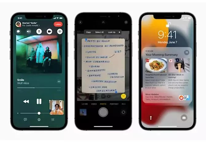 iOS 15 Siri will perform tasks on a locked iPhone