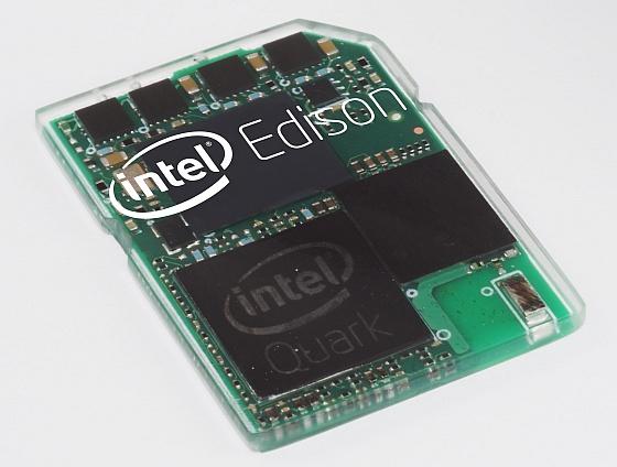 Intel Edison 560