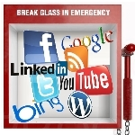 social media in an emergency