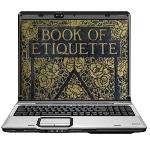 online etiquette lacking