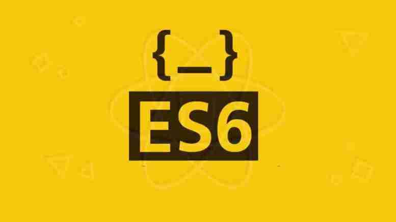 es6 import