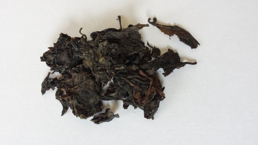 Purple Leaf Puer chunks from SevenCups.com