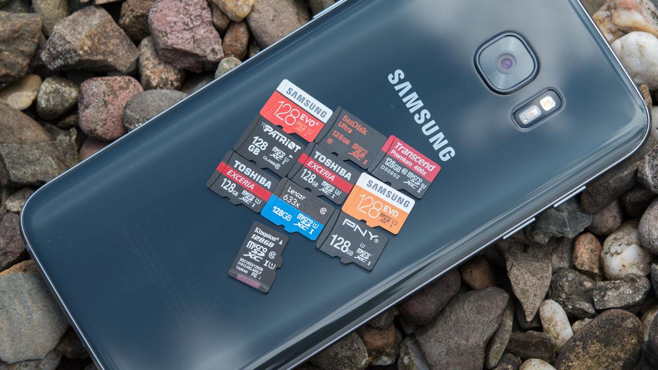 10x 128GB microSD Speicherkarten im Test von SanDisk, Samsung, Toshiba, Lexar, .....