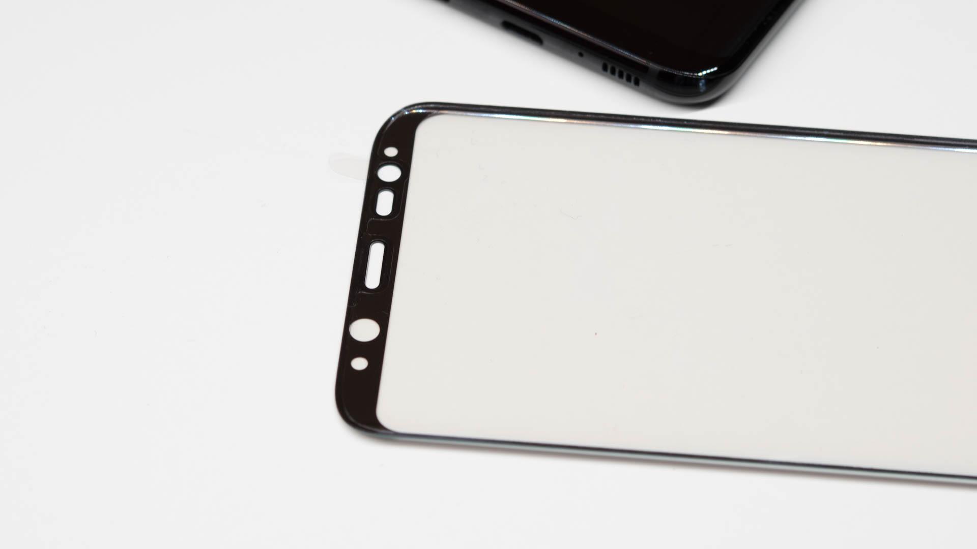Artwizz Curveddisplay Im Test Der Beste Echtglas Displayschutz Fur Das Samsung Galaxy S8 S8