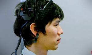nissan brain headset