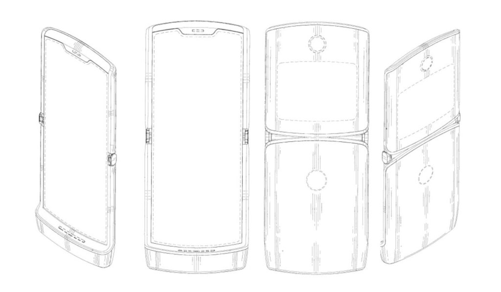 Motorola Razr V4 Rumored to Fold and Have Second Screen