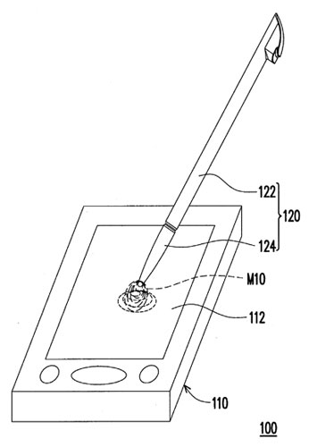 HTC patents capacitive stylus to give resistive-like