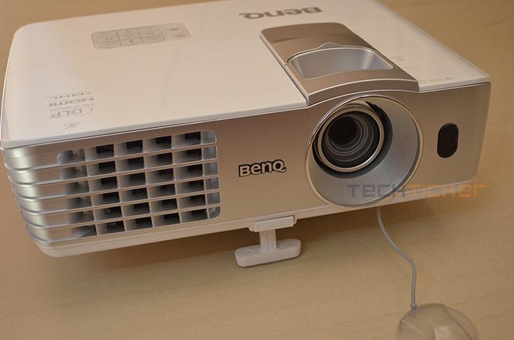 Review: BenQ W1070+ Projector - Tech Ticker