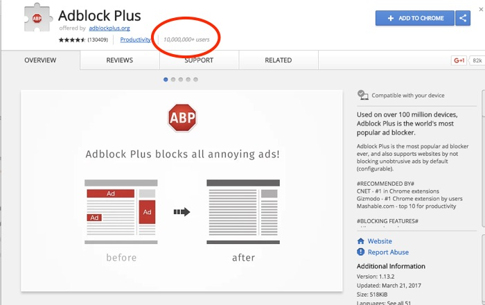 Is Google Really Going To Build An Ad Blocker for Google