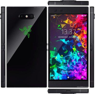 Razer Phone 2 Mobilní telefony s 120Hz displayem (aktualizováno)