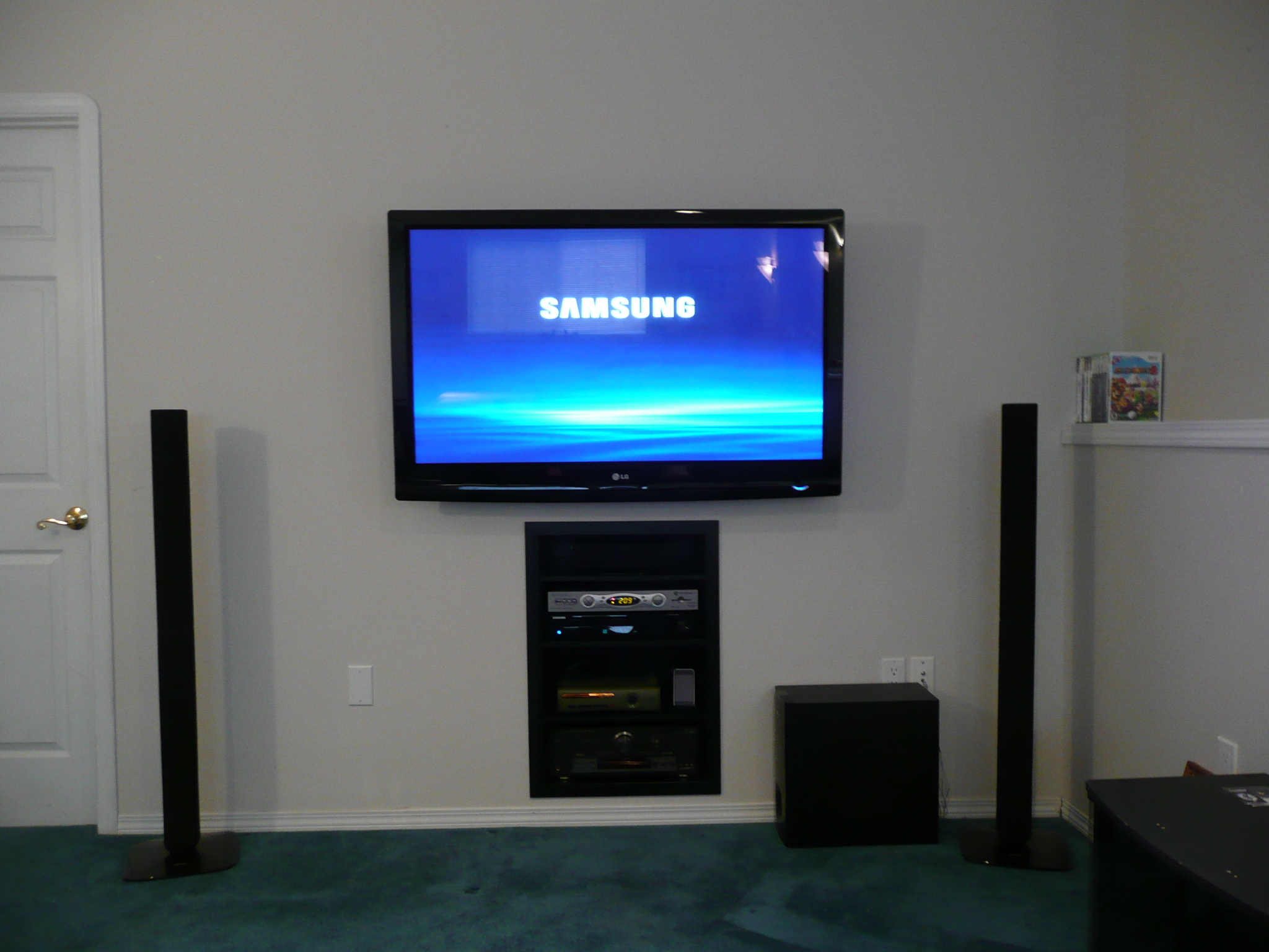 small home theatre that packs a