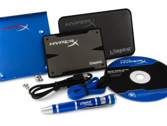 Kingston Releases HyperX 3K Solid-State Drive|TechTipsnReview