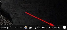 [Tuts] Display hours, minutes, seconds in the clock on the Windows Taskbar
