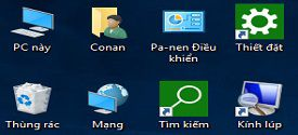Instructions on how to install Vietnamese for Windows 7/8 / 8.1 computers