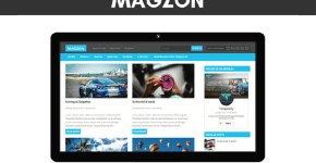 Magzon responsive premium blogger templates free download blogger