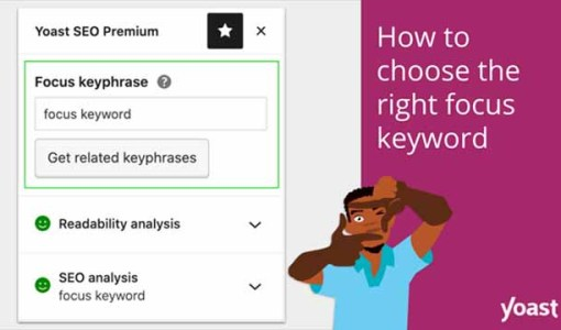 how to get into google [Rank] focus keyword