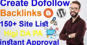 how to create backlinks [ dofollow ] 150+dofollow backlink List 2021