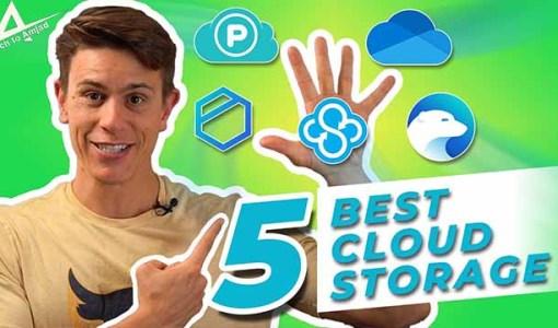 Top 5 Best Cloud Storage Providers 2021