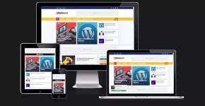 EvoNews Blogger Template Free Download