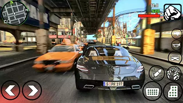GTA 4 Download For Android OBB+APK Full Version