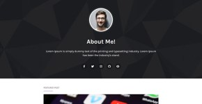 Codeify Blogger Template Free Download