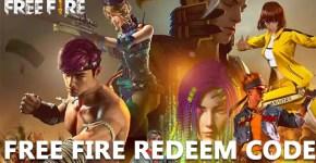 Free Fire Redeem Code Today (October 2021) – Garena FF Redeem Code