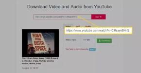 YouTube Video Downloader Script html Code For Blogger