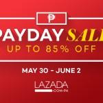 Pinoy Paydays:  Eating more than shopping.  Paying more than buying.