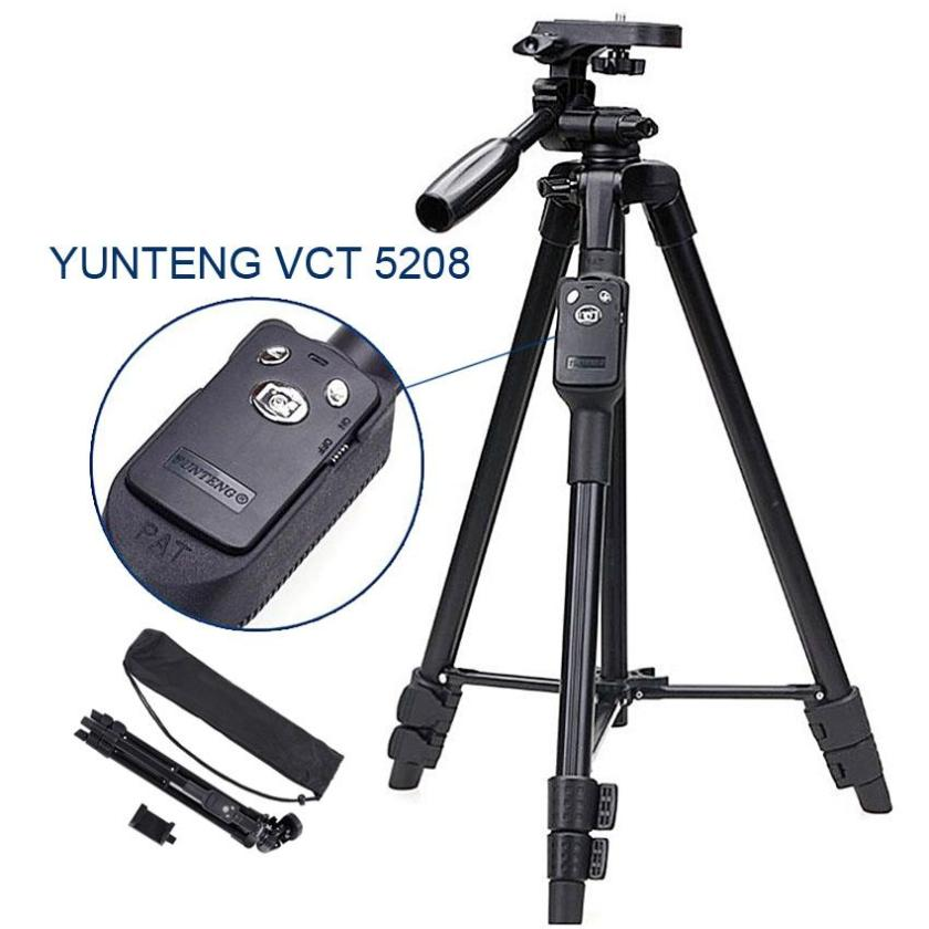 A photo of a tripod within the 20 Best Christmas Gifts for Photographers list.