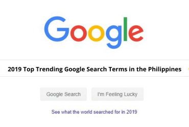 2019 Top Trending Google Search Terms in the Philippines