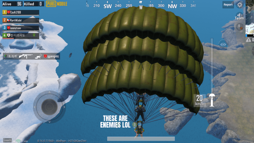 30+ PUBG Mobile Tips and Tricks: Classic, Zombie Mode, & more! It's about Jumping, Parachuting, and Landing.