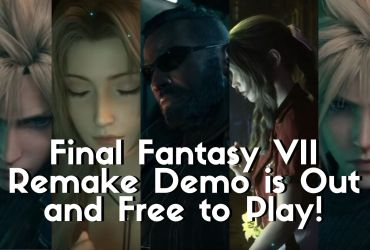Final Fantasy VII Remake Demo is Out and Free to Play!