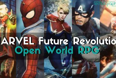 MARVEL Future Revolution Open World RPG