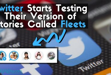 Twitter Starts Testing Their Version of Stories Called Fleets