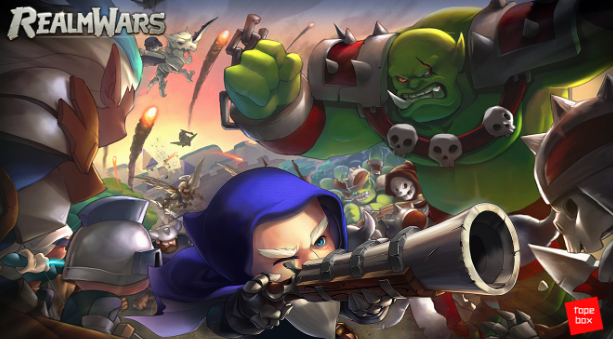 Realm Wars for PC
